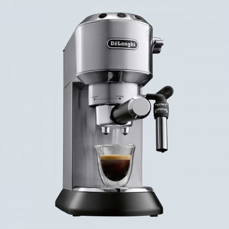 espressor manual delonghi dedica ec685